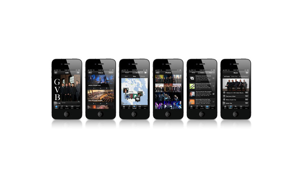 Gaither Vocal Band App